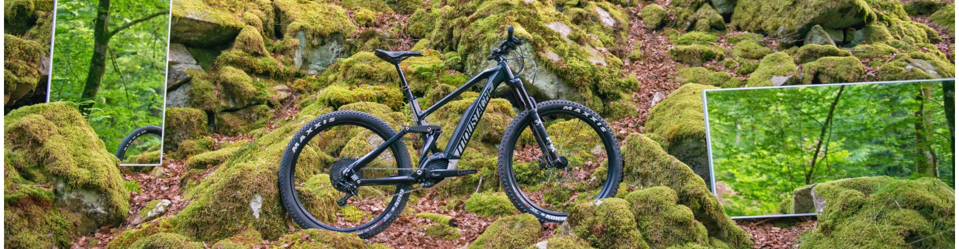Moustache Hidden Power eBikes Now in Stock