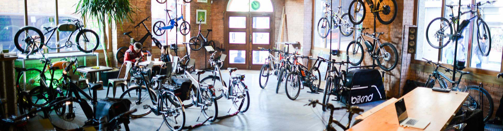 Visit Our London Bridge eBike Showroom