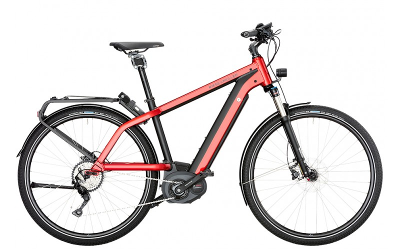 Riese & Muller New Charger Nuvinci 2018