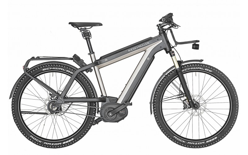 Riese & Muller Supercharger GX Rohloff 2019
