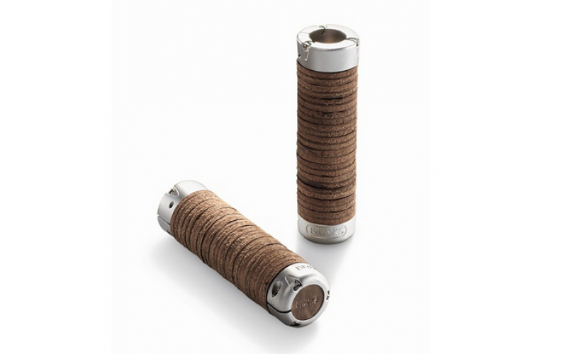 Brooks Plump Leather Grips