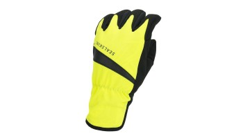 SealSkinz Waterproof All Weather Cycle Glove Neon Yellow / Black