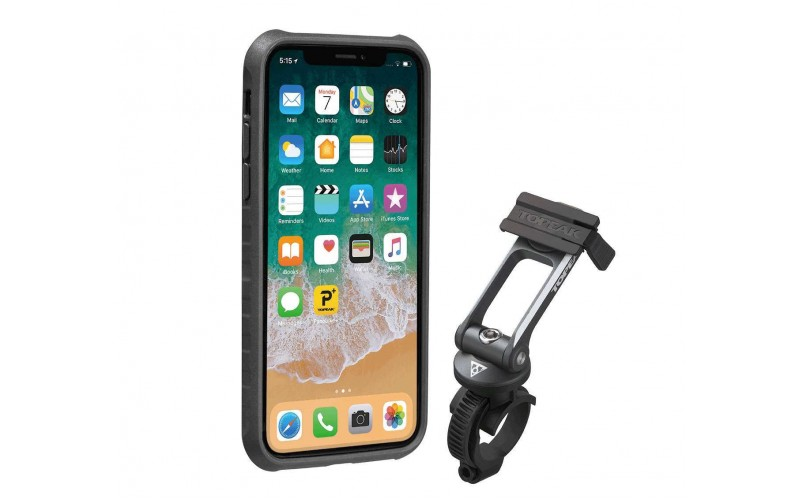 Topeak iPhone X Ridecase with Bike Mount
