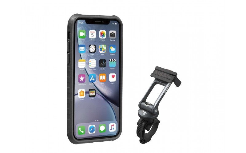 Topeak iPhone XR Ridecase with Bike Mount