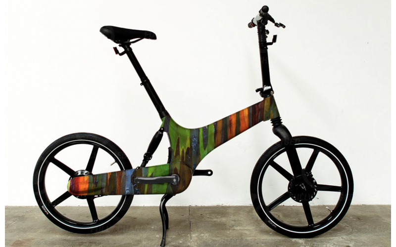 Gocycle GS Electric Bike Limited Edition