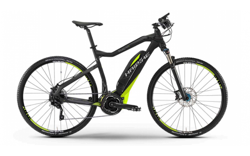 Haibike sDuro Cross SL 2016