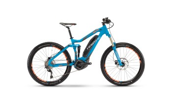 Haibike sDuro AllMtn 5.0 2017