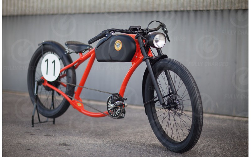 OTO Cycles R