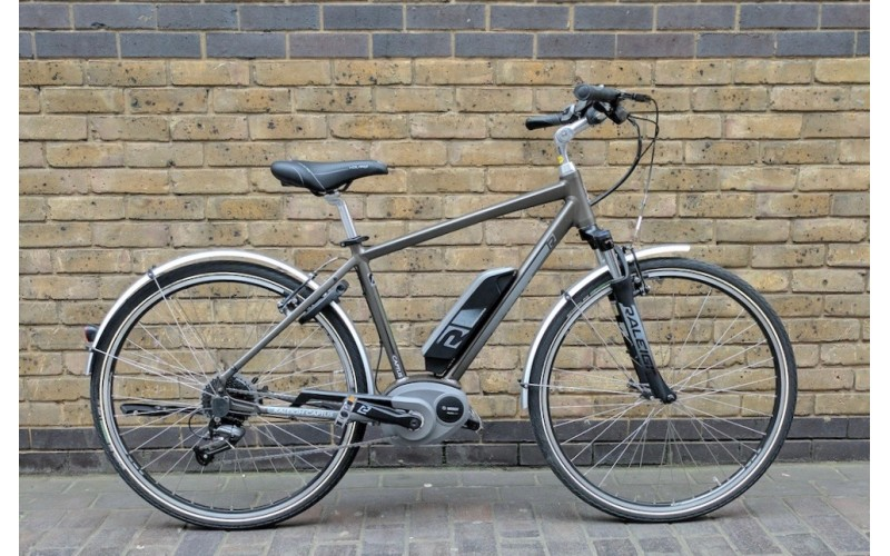 Raleigh Captus Cross Bar