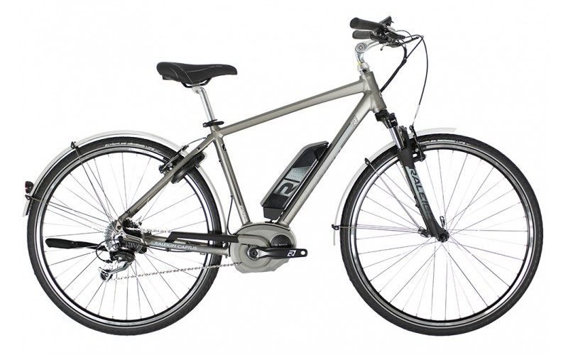 Reduced Price 2015 Raleigh Captus and Forge eBikes