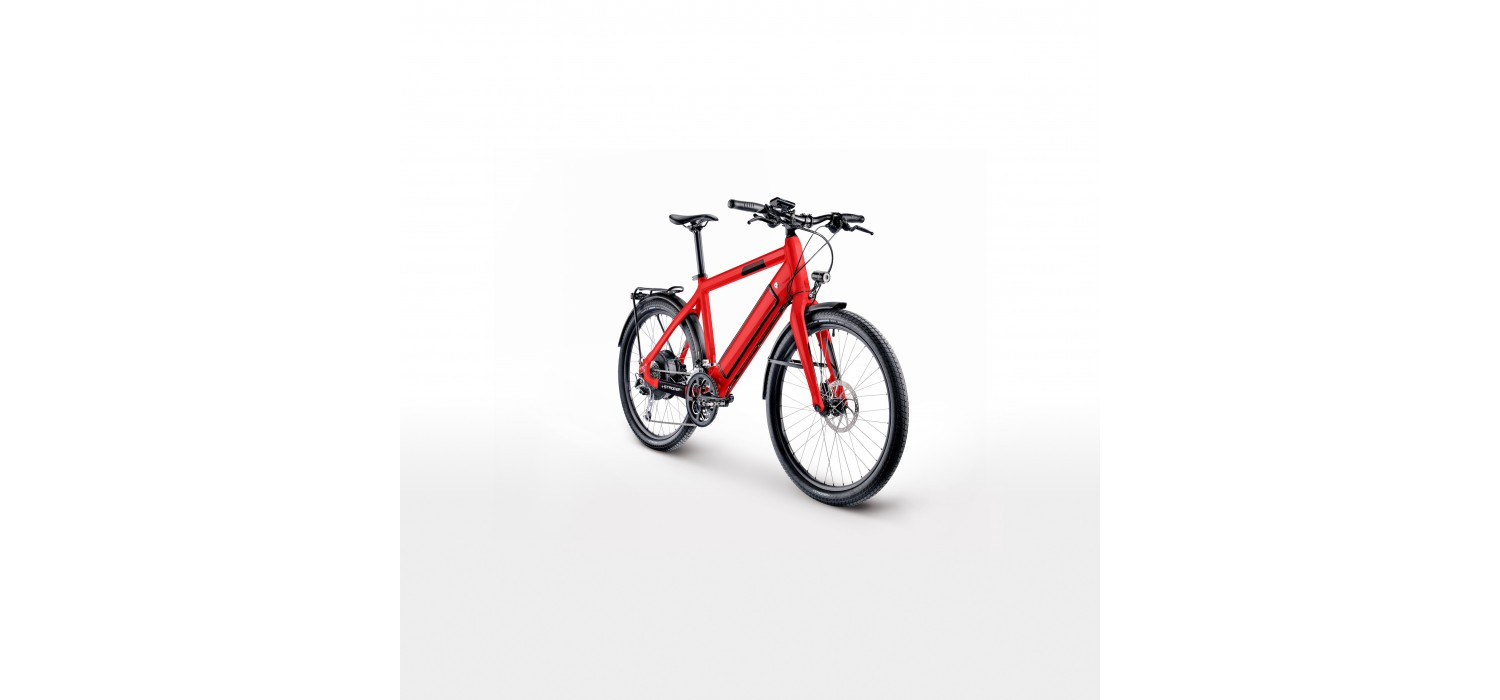 1705d585091 Stromer ST1 | Stromer 2017 Electric Bikes | Fully Charged