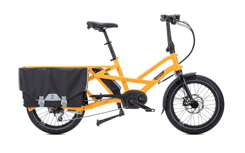 tern gsd electric cargo bike tern ebike range 2018. Black Bedroom Furniture Sets. Home Design Ideas