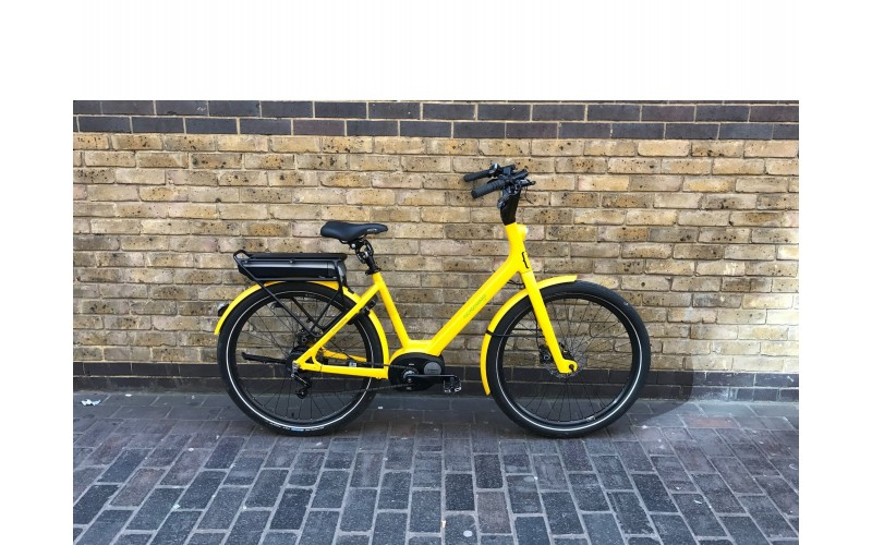 A Discounted Electric Bike