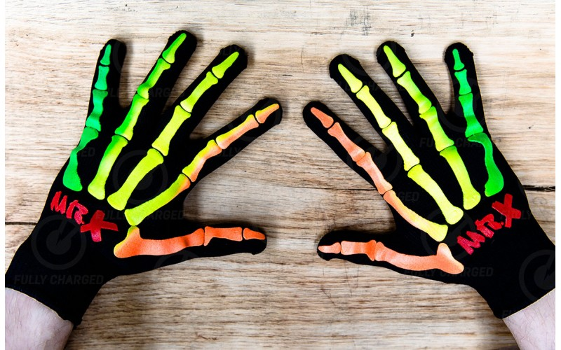 MRX Skeleton Gloves