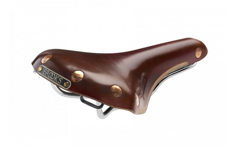 Brooks Swift Saddle Chrome