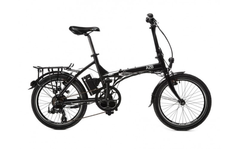 An A2B Kuo Plus folding electric bike
