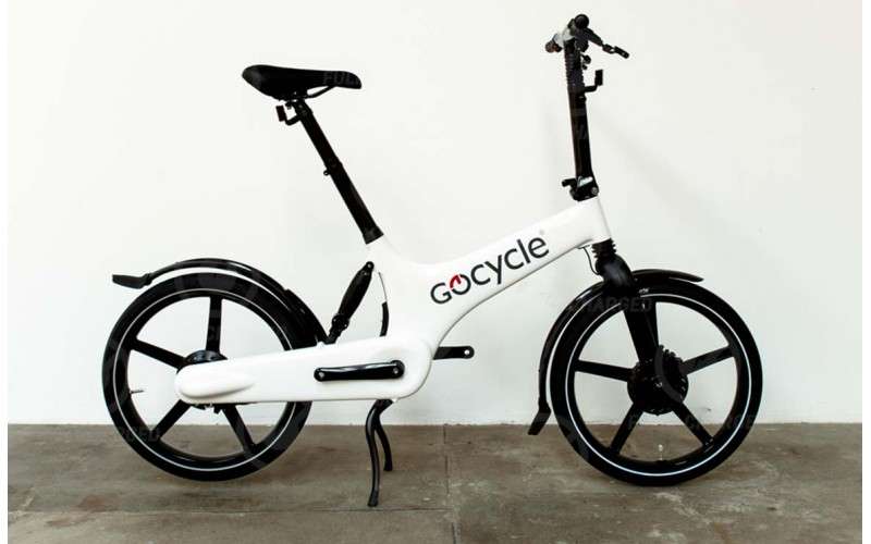 GoCycle Front Mudguard