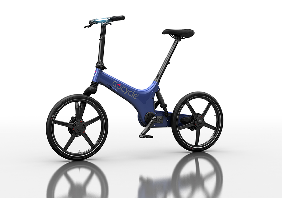 Gocycle G3 Electric Bike Features
