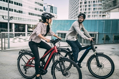 How eBikes can help with the country's transport problems