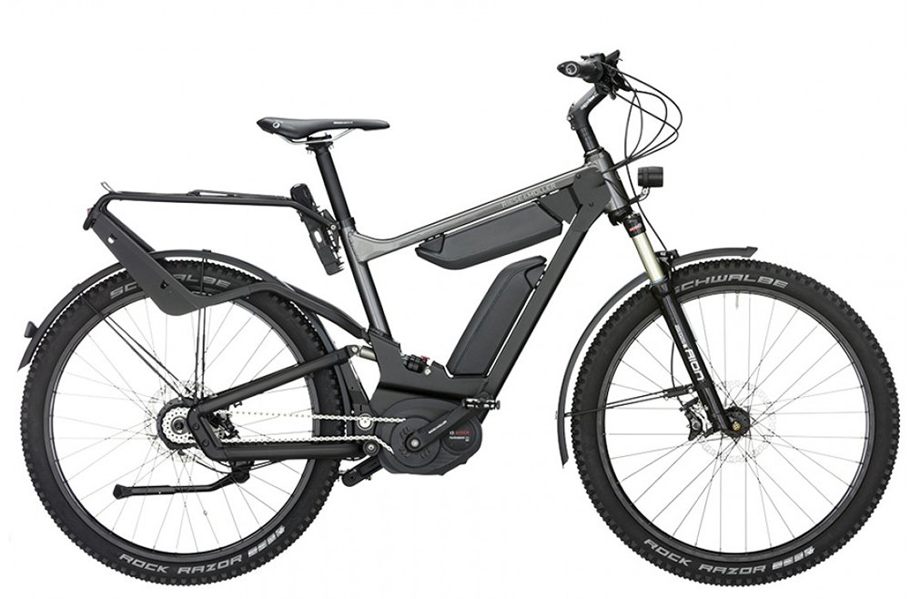 Riese and Muller Electric Bike