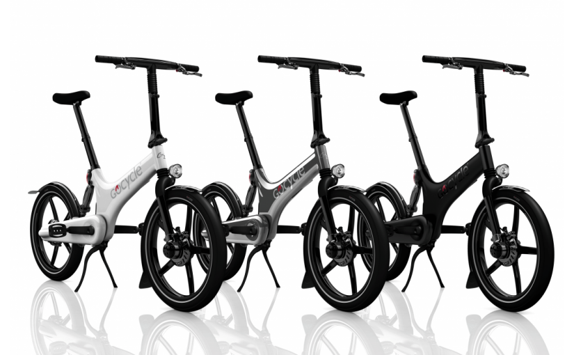 The Gocycle G2 and Gocycle G3 ebikes