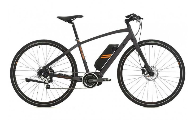 The Raleigh 2017 Electric Bike Range Compared