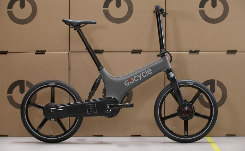 Coming Soon – First Look at the Gocycle GS eBike