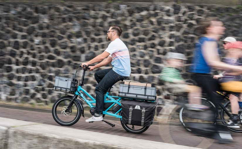 Electric Cargo Bikes – A key transport solution for London in 2018