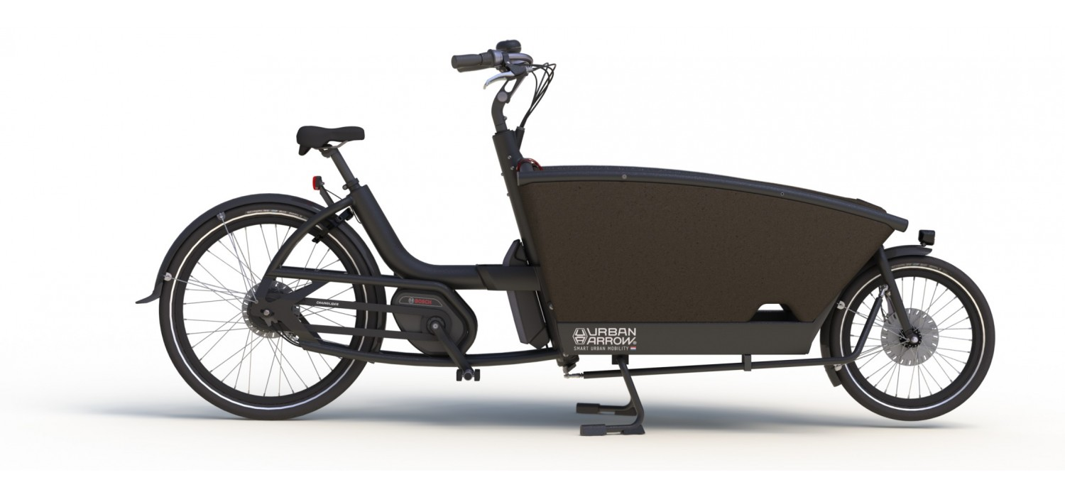 electric cargo bikes a key transport solution for london. Black Bedroom Furniture Sets. Home Design Ideas