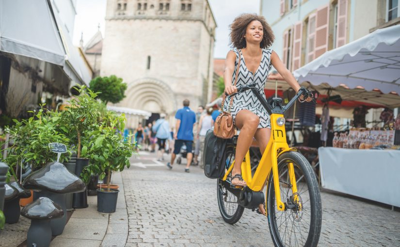 Ladies Cycling – How eBikes can help increase participation