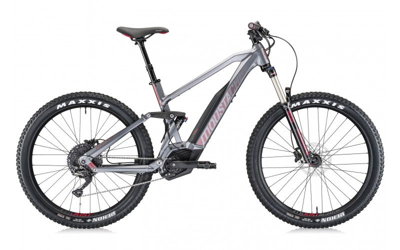 ba8a1e53aed First on our list of women s electric bikes is the Samedi 27 Trail 4 W.  Kitted out with features such as the Bosch Performance CX motor and a 400Wh  battery