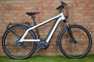 Commuter eBike #5 Riese and Muller New Charger